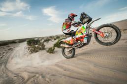 Rally Dakar 2018. KH7 Sport