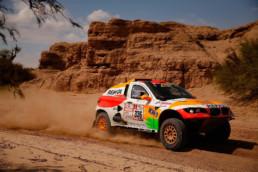 Dakar 2018. KH7 Sport