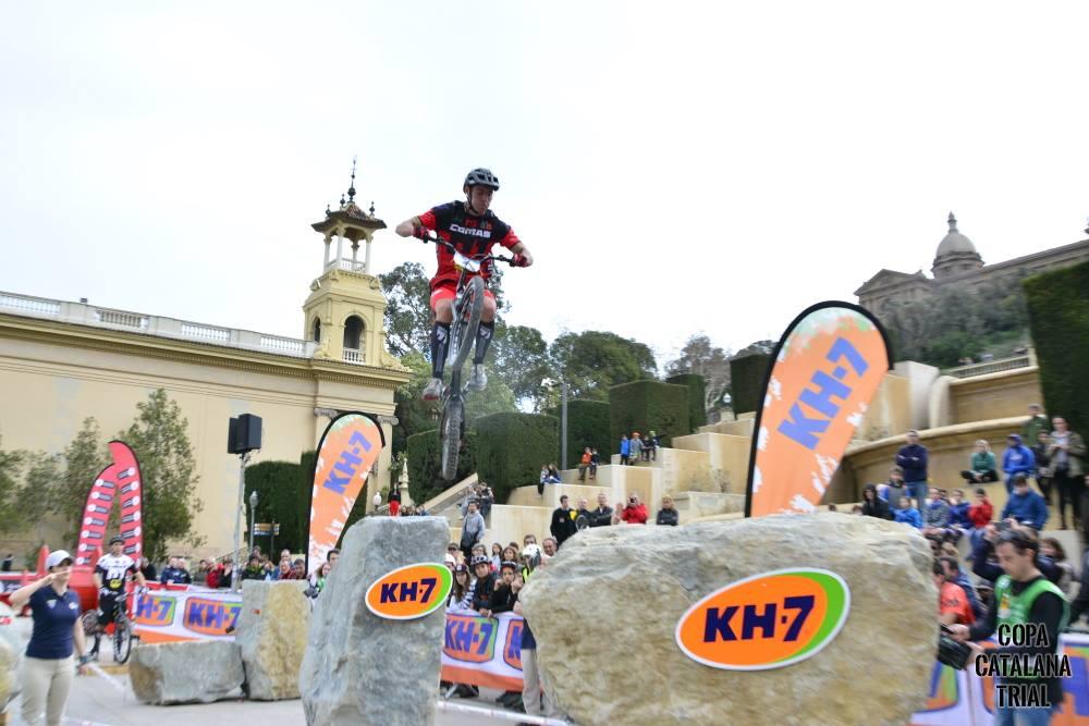 Copa Catalana de Trial. KH-7 Sport