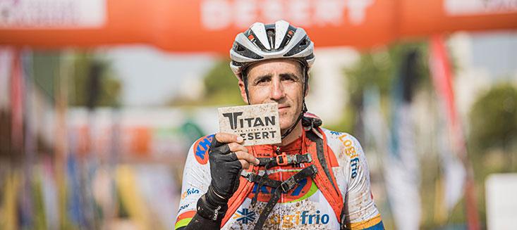 Miguel Indurain Titan desert